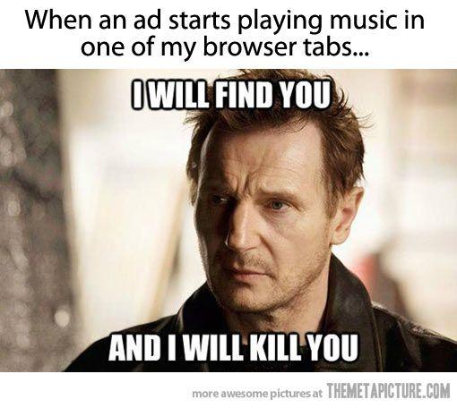 That Annoying Sound…
