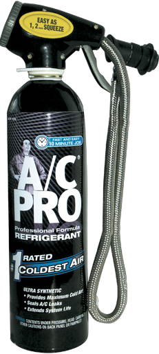 ACP100 AC PRO AC Pro Air conditioning system, Premium