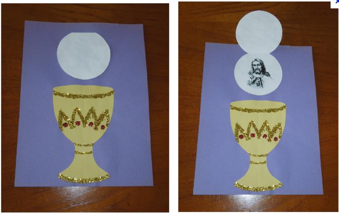 Holy Communion craft