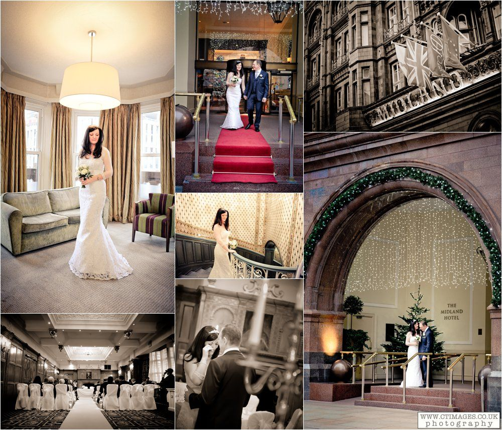 Midland Manchester Wedding Photography