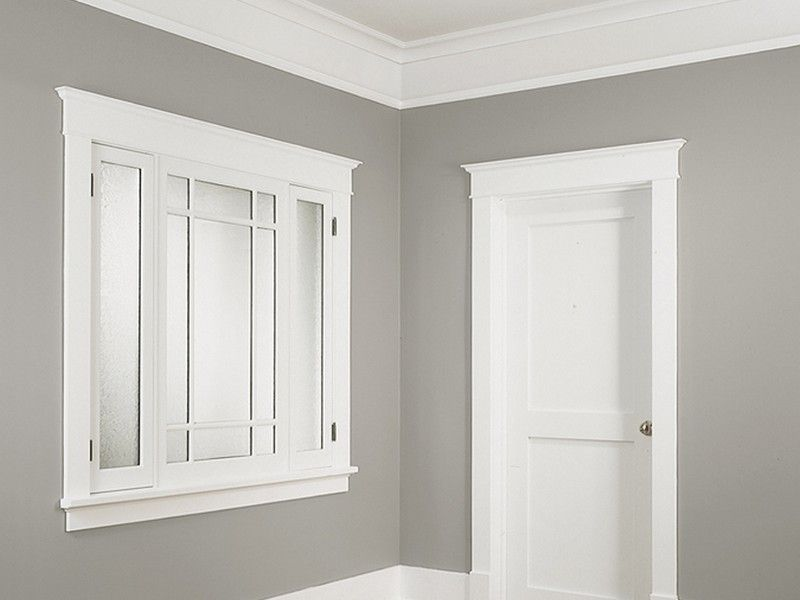 Square Crown Molding Baseboard Styles Farmhouse Trim House Trim
