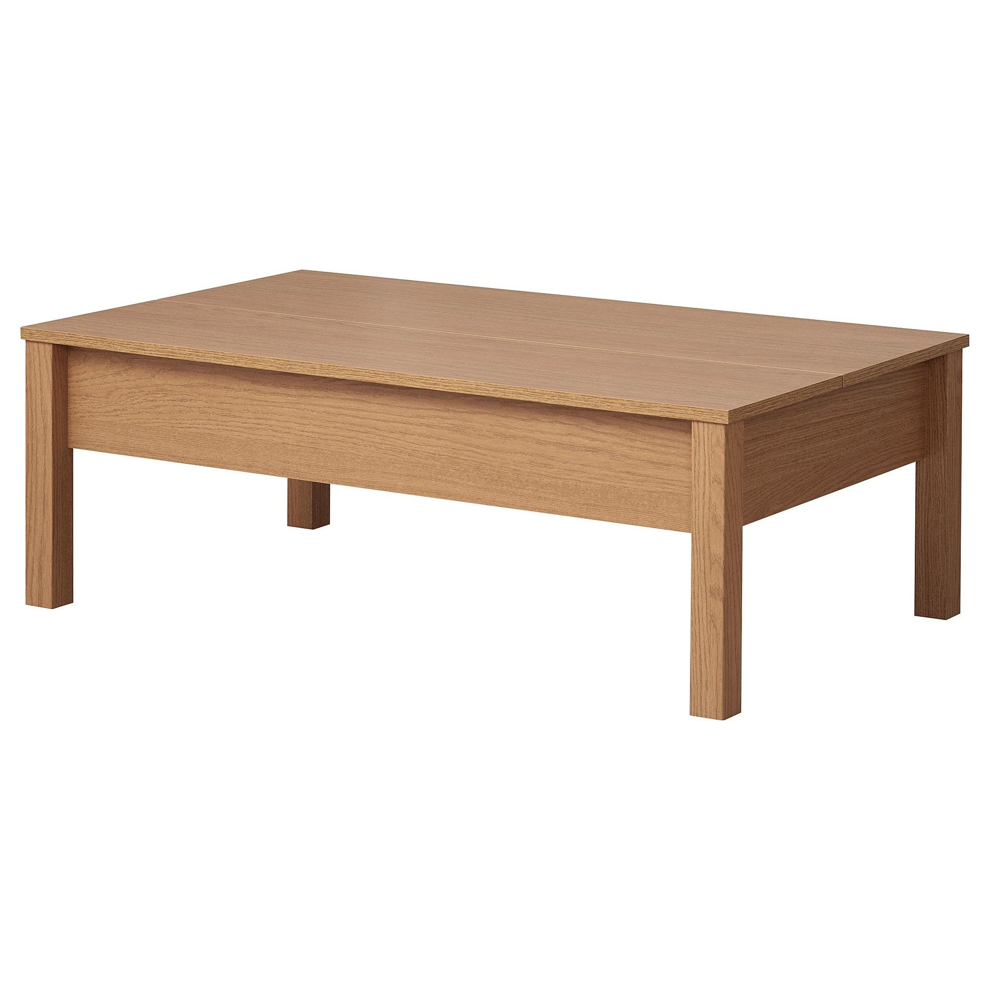 Trulstorp Coffee Table Oak Effect 115x70 Cm Ikea Ireland Coffee Table Ikea Table [ 2000 x 2000 Pixel ]