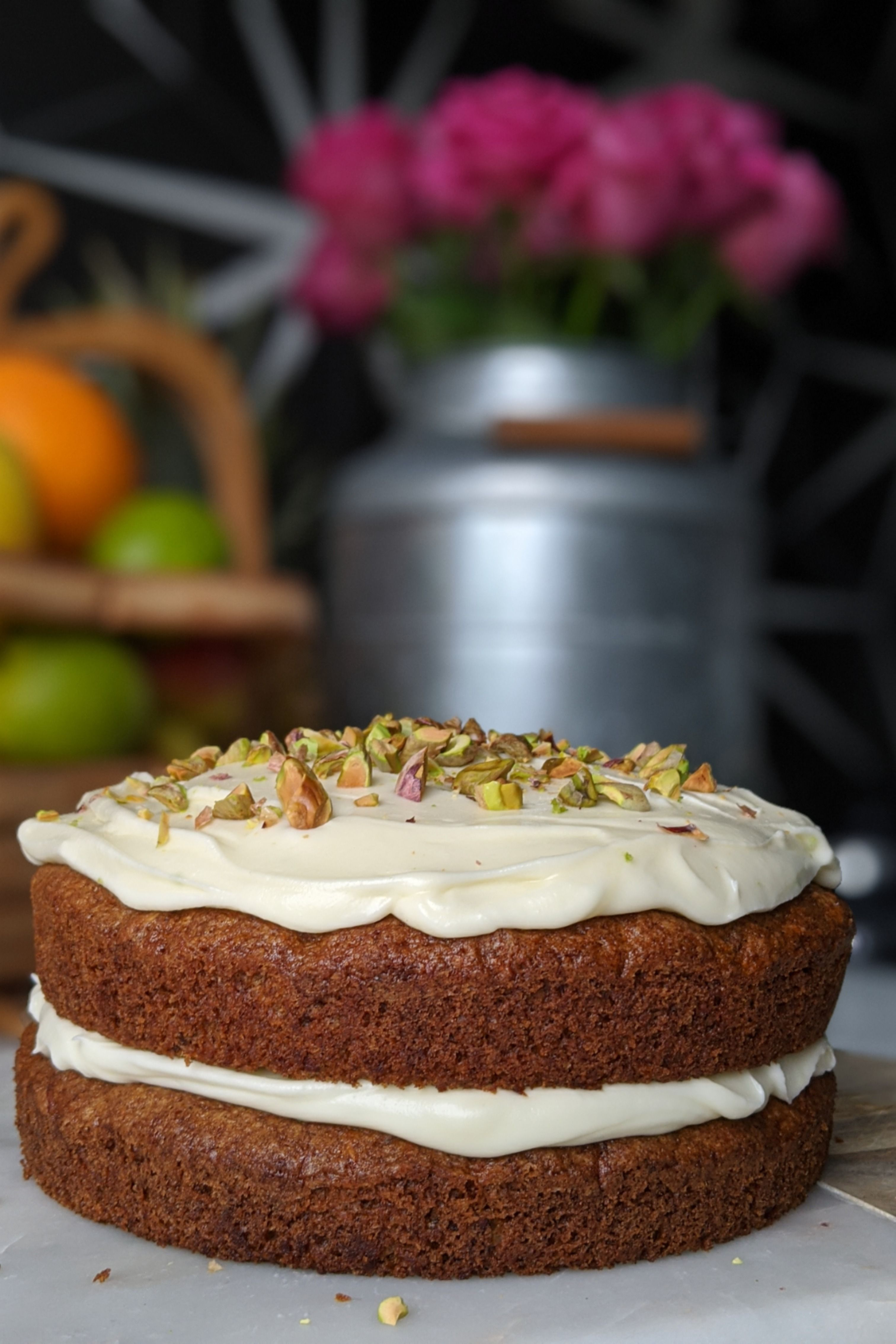 Epic Carrot Cake in 2020 | Easy strawberry desserts, Best ...