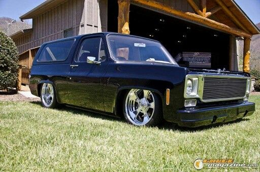 Chevy Blazer Classic Cars Trucks Chevy Custom Chevy Trucks