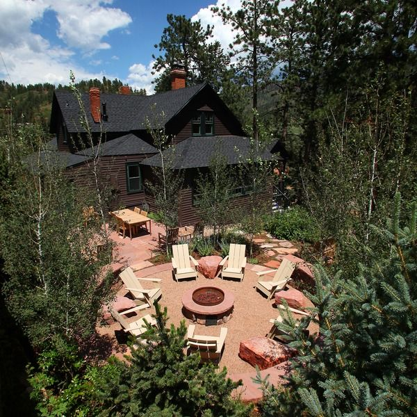 Check out this slideshow The Outlook Lodge, Colorado in this list 20 Off-The-Grid Getaways