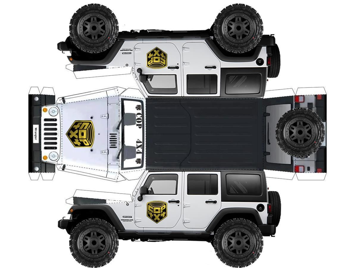 jeep_Paper … | Pinteres…