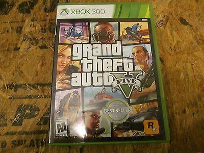 Grand Theft Auto V (Microsoft Xbox 360 2013) https://t.co/9TGoLdrRhJ https://t.co/i1nEq5MEVc