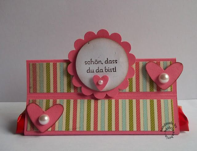 tutorial candy holder