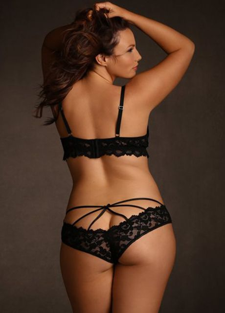 22ce09503 The Best Plus-Size Lingerie Brands To Shop Now+ refinery29