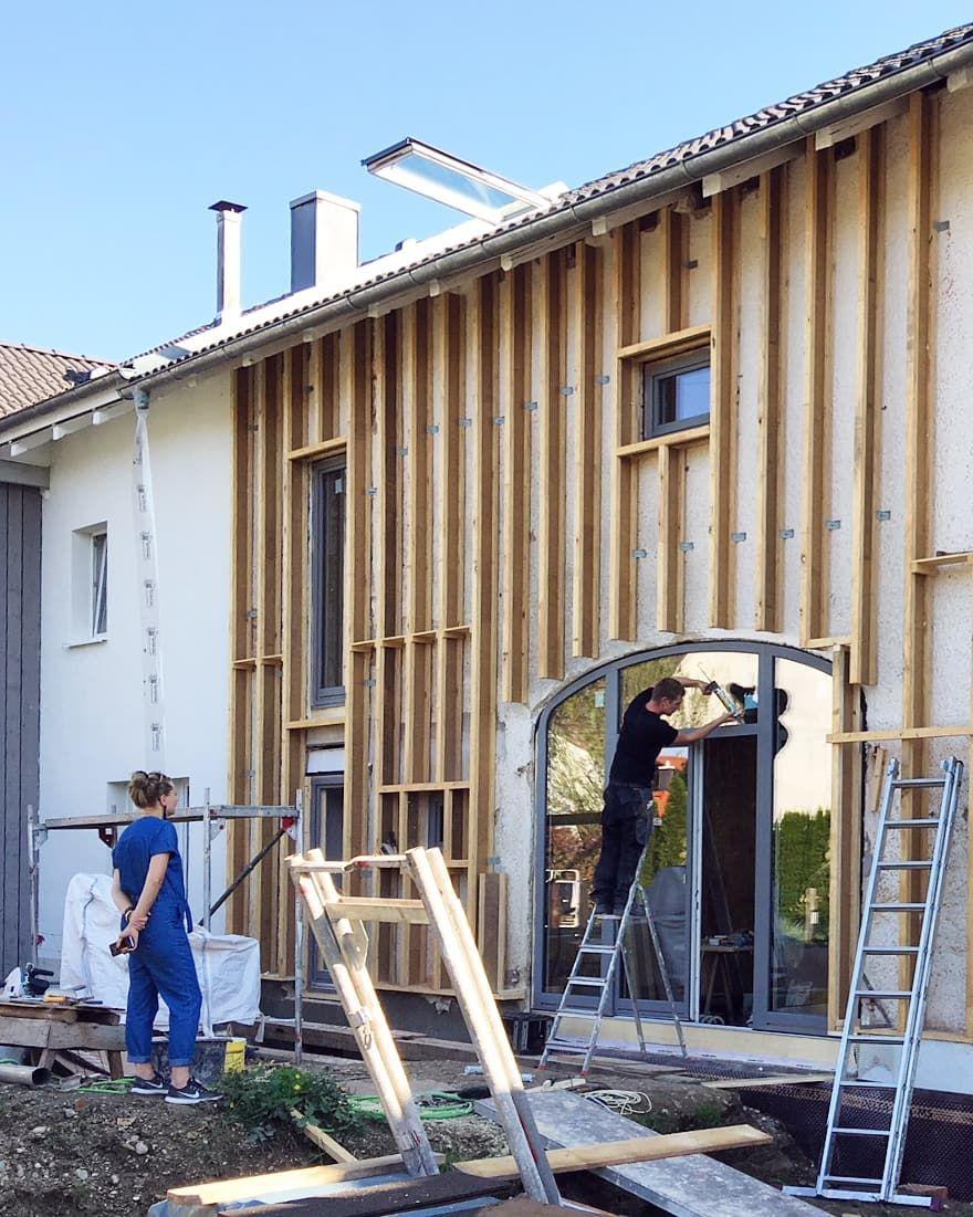 ru⏬ Wenn man denkt, wenn zwei Architekten eigenes Haus bauen alles ...