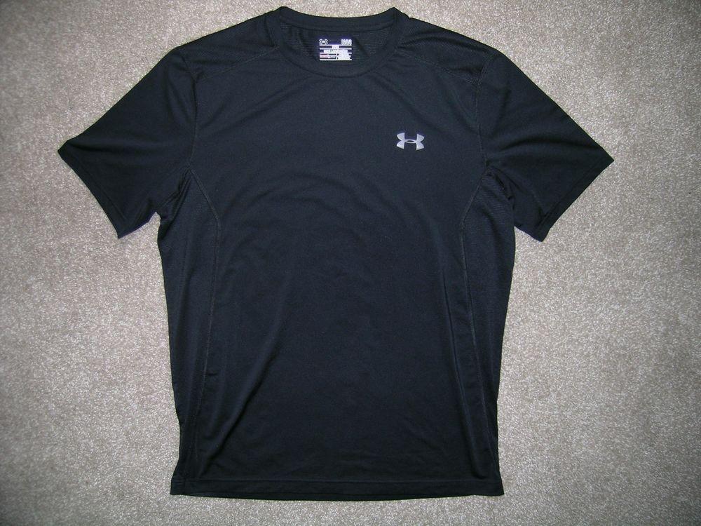 Men/'s Under Armour Heat Gear Loose Fit Basketball T-Shirt