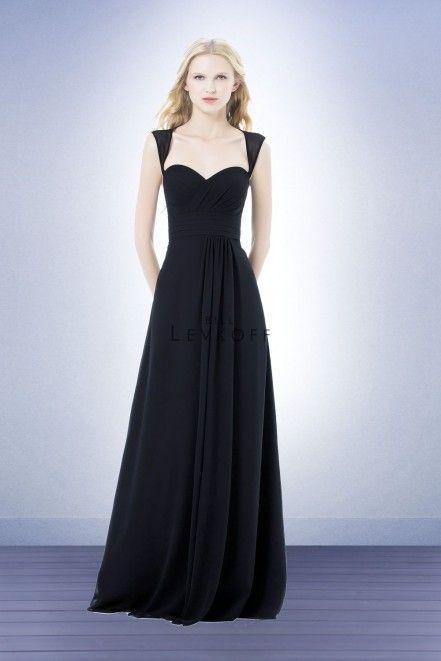 Bill Levkoff bridesmaid dress - style 485