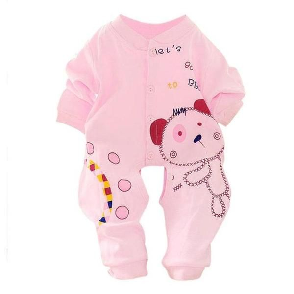 Baby Kids Boy Girl Infant Romper Jumpsuit Cotton Clothes Outfit baby  clothes Onesies - Lollabuy 7655e517b