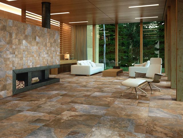 Living Room Floor Tiles Design Interesting Living Room Floor Tiles Design For Well Floor Tile Designs For Review