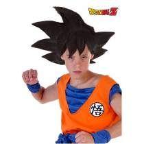 Disfraz De Dragon Ball Z Para Niños Buscar Con Google Disfraz De Goku Disfraces Para Niños Pelo De Goku