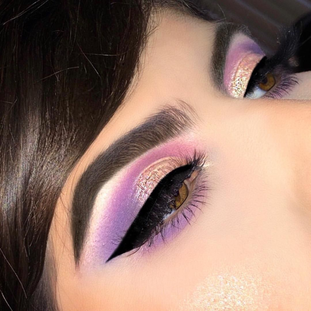 pastel purple pink eyeshadow looks Google Search in 2020