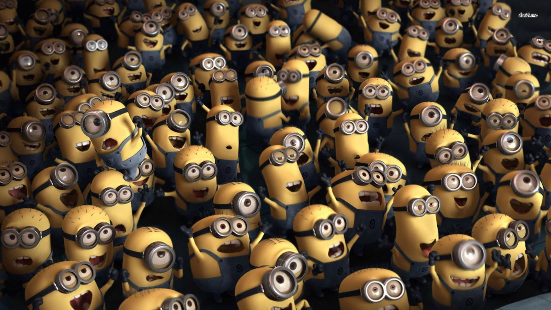 Pin On Assemble The Minions