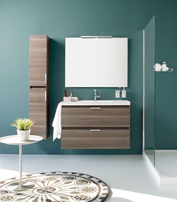 Muebles de ba o de dise o asequibles b box de bath for Muebles encantadores del pais elegante