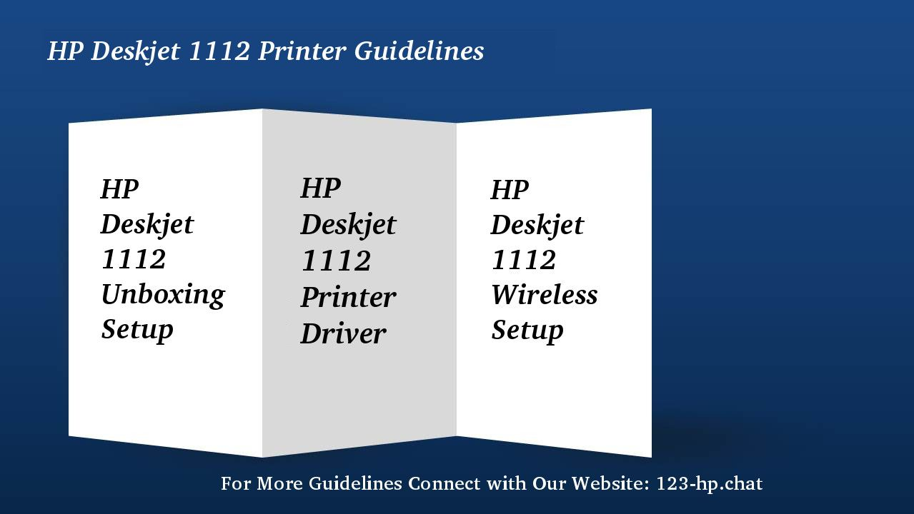 Hp 1112 Drive - Fix Error Hp Deskjet 1112 Printer Offline ...