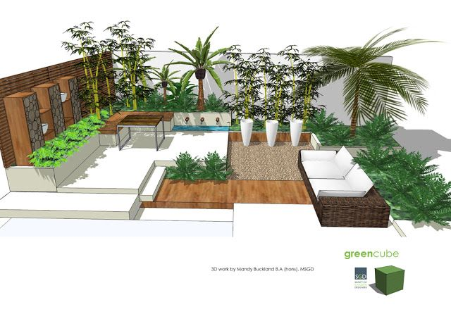 Greencube Garden And Landscape Design, UK: Are You Making The Most Of Your  Courtyard