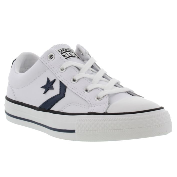 Converse - Star Player Leather Oxford - White Moonlight - Unisex