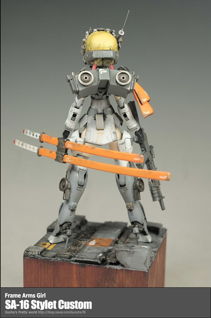 [Build Custom] SA-16 Stylet Custom  http://blog.naver.com/kunyho78/220864924807