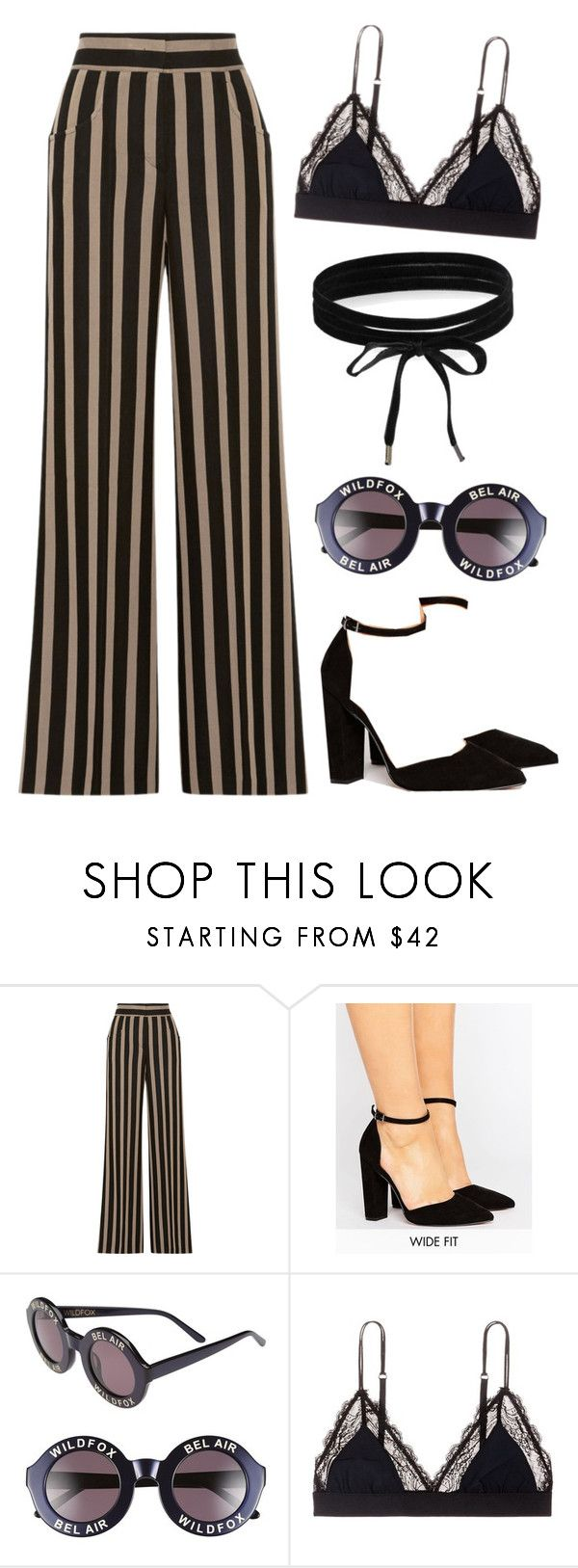 """""""Bel air"""" by mode-222 ❤ liked on Polyvore featuring Etro, ASOS, Wildfox, LoveStories and Boohoo"""