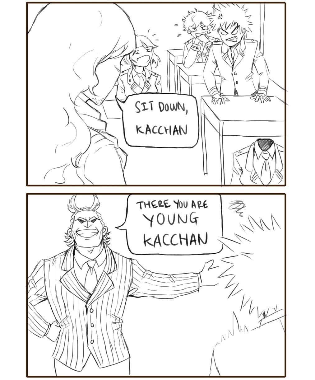 """""""Bakugou Katsuki""""..mha bnha bokunoheroacademia"""