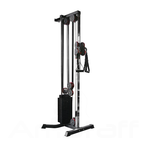 Amstaff Fitness Df2107 Single Stack Functional Trainer In 2020 Diy Gym Equipment Home Made Gym No Equipment Workout