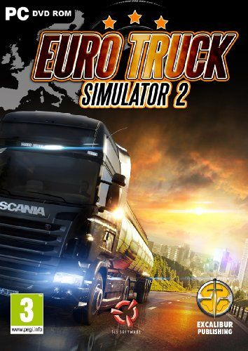 Euro Truck Simulator 2 - PC [Video Games] in 2019 | Amazon Top Rated