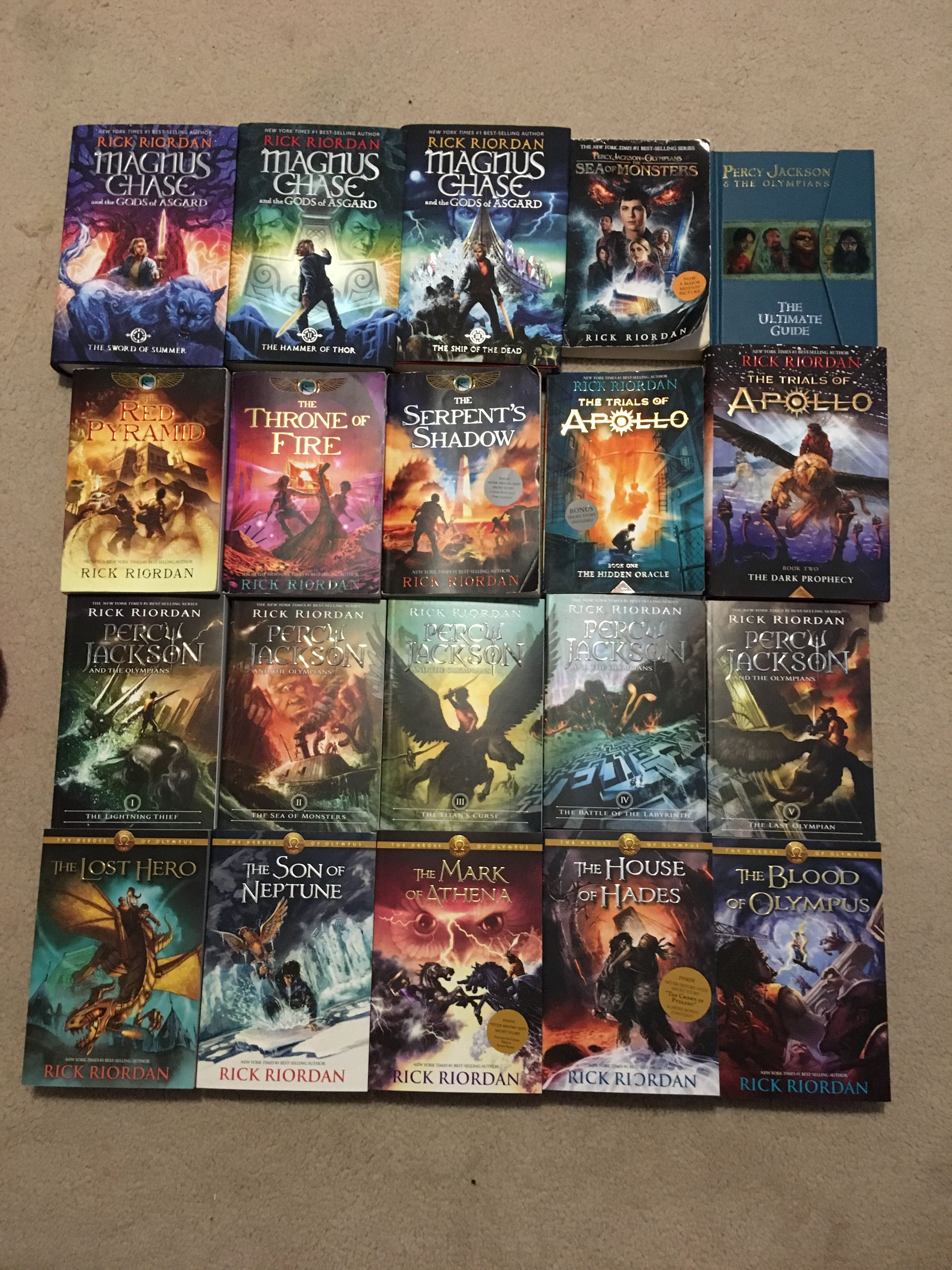 Collection Complete Riordan Problem Almost Rick Book Have My Is I Amy Rick Riordan Book Percy Jackson Books Percy Jackson Funny Percy Jackson Memes