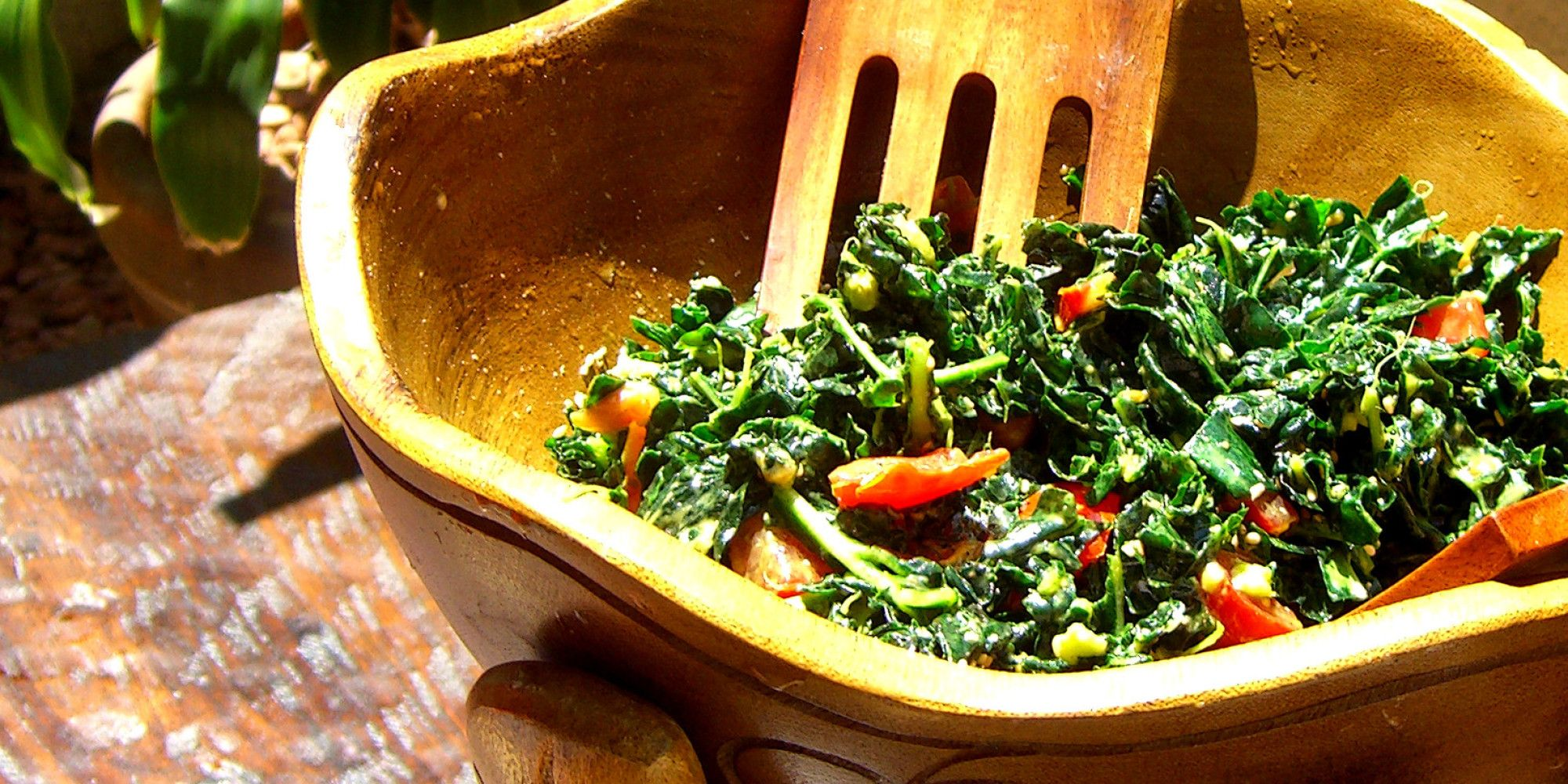 Why I'll Be Keeping My Distance From Kale - Karin Kasdin, Huffington Post  << YES!!!