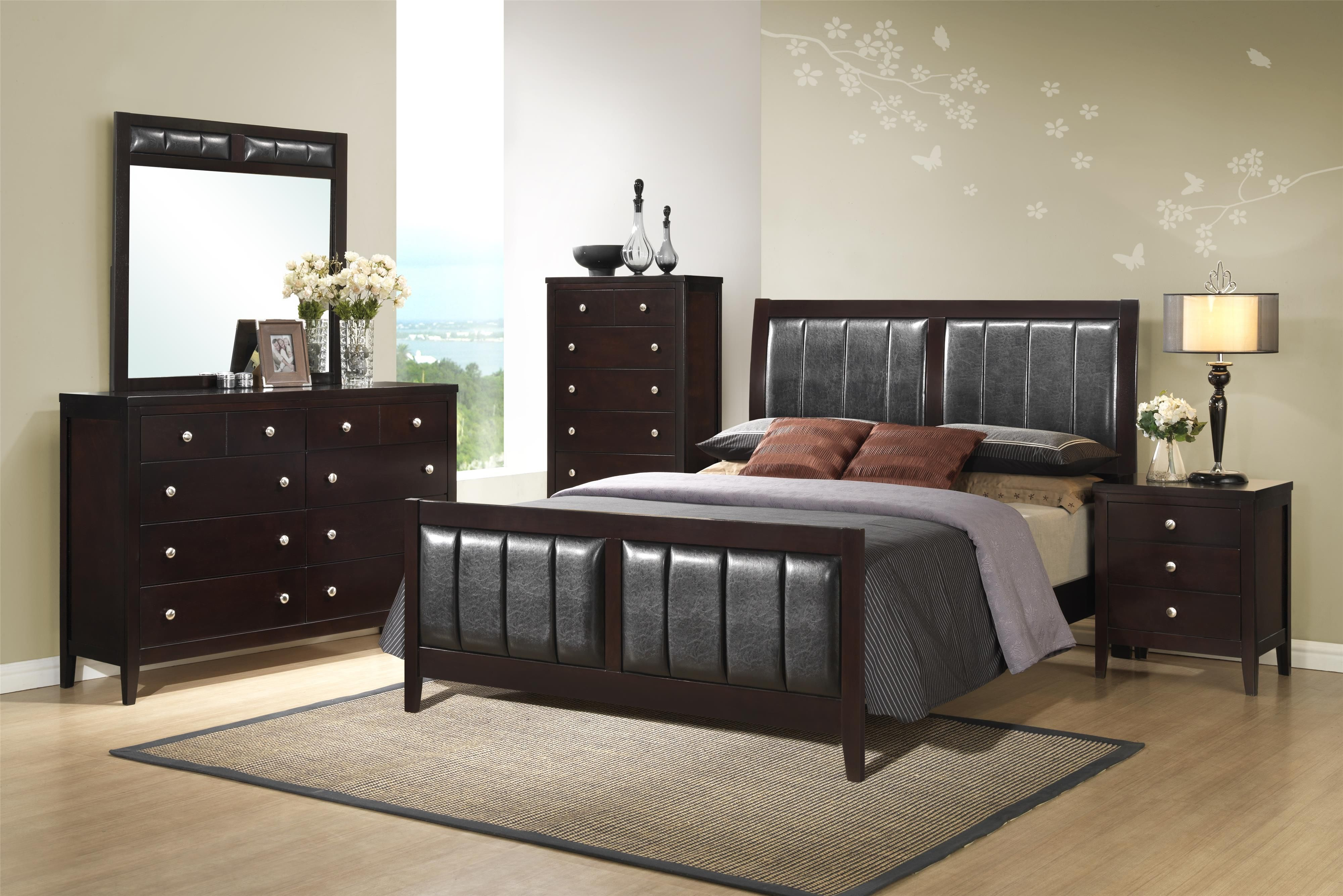 Bell King Bedroom Group by Austin Group | For the New House ...