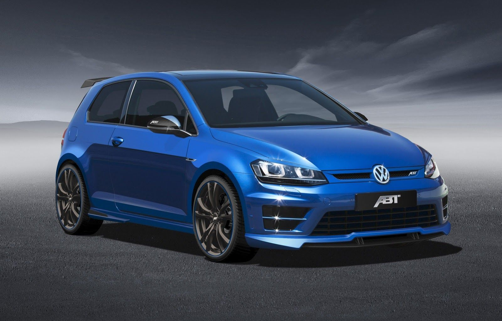 Abt Elevates New Vw Golf R To The Big League With 370ps Tune