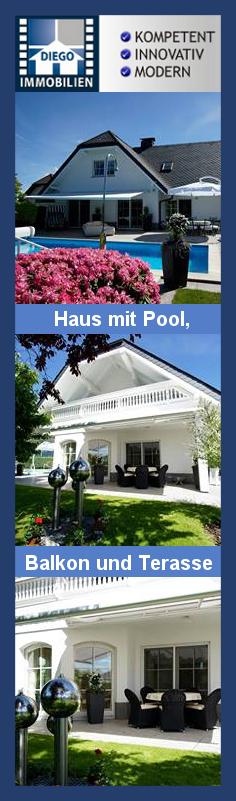 Diego Immobilien am eigenen pool im garten sonnen wer möchte solch einen luxus