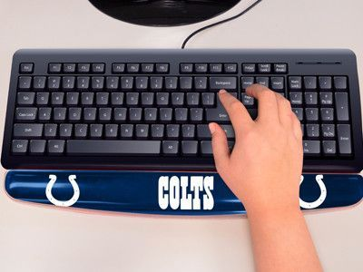 "NFL - Indianapolis Colts Wrist Rest 2""x18"""