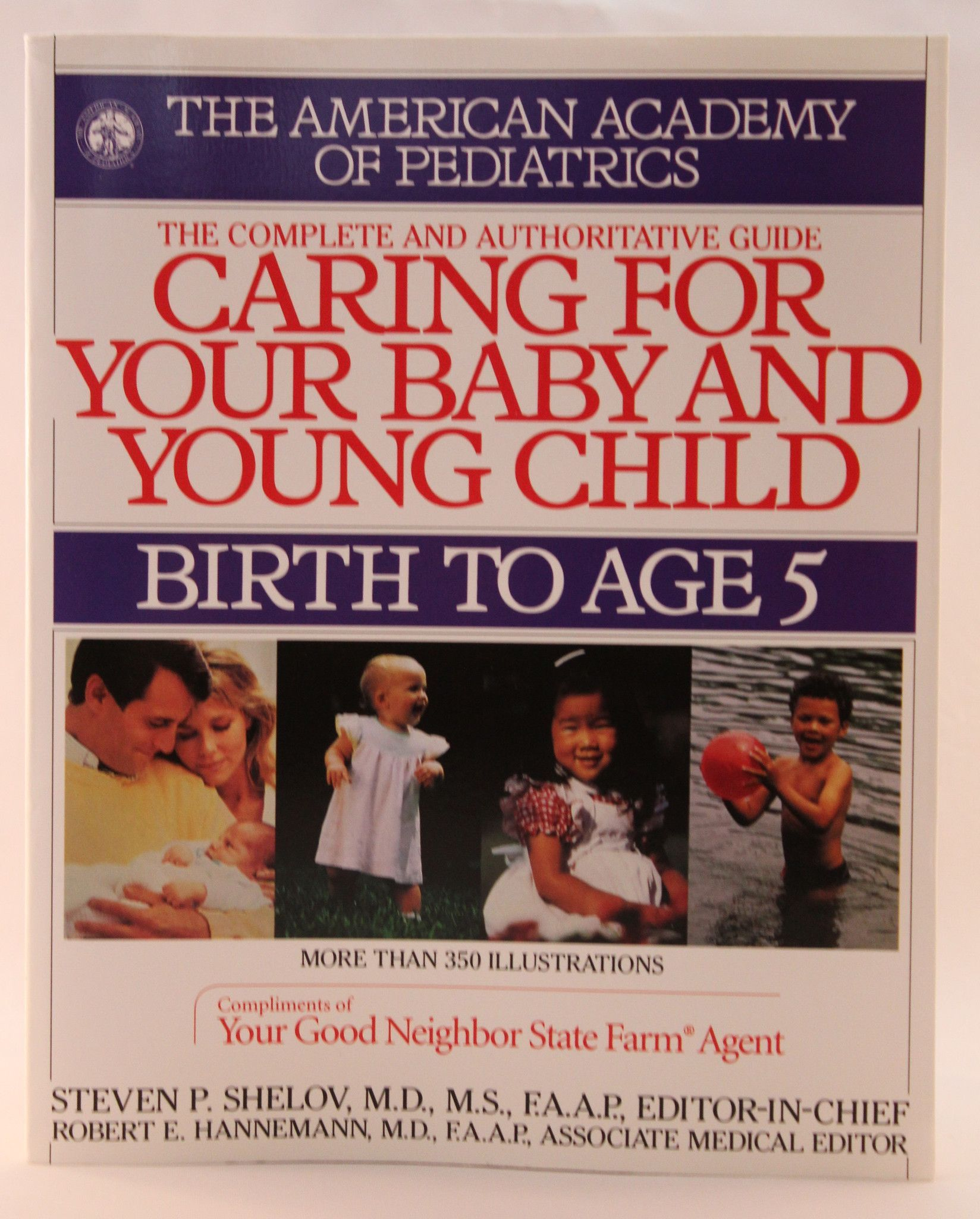 Caring For Your Baby and Young Child - Birth to Age 5 (Paperback)