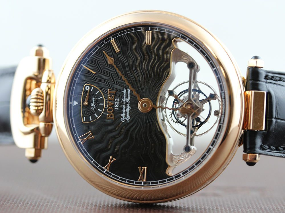 Bovet 1822 Fleurrier 0 - AIF0T001-GO, MSRP: $212,800 | Jewelry & Watches, Watches, Parts & Accessories, Wristwatches | eBay!