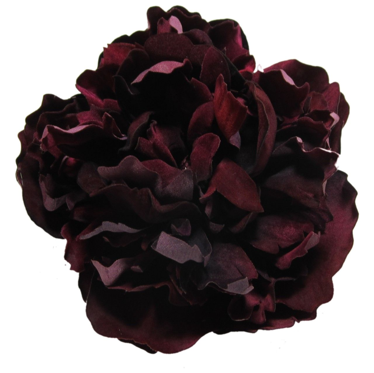HairFlowers.net - Black Cherry Red Peony Flower Hair Clip and Pin, $14.99 (http://www.hairflowers.net/color/black-cherry-red-peony-flower-hair-clip-and-pin.html)