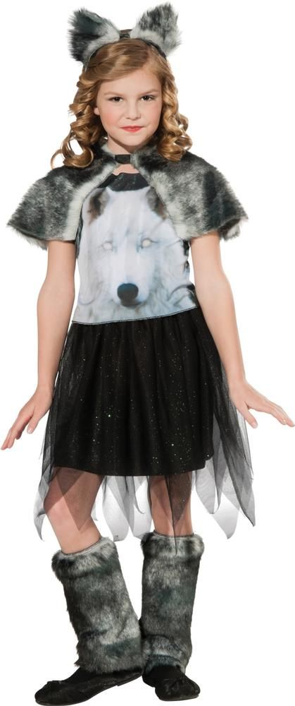Twilight Wolf Girls Costume  sc 1 st  Pinterest : wolf girl costumes  - Germanpascual.Com