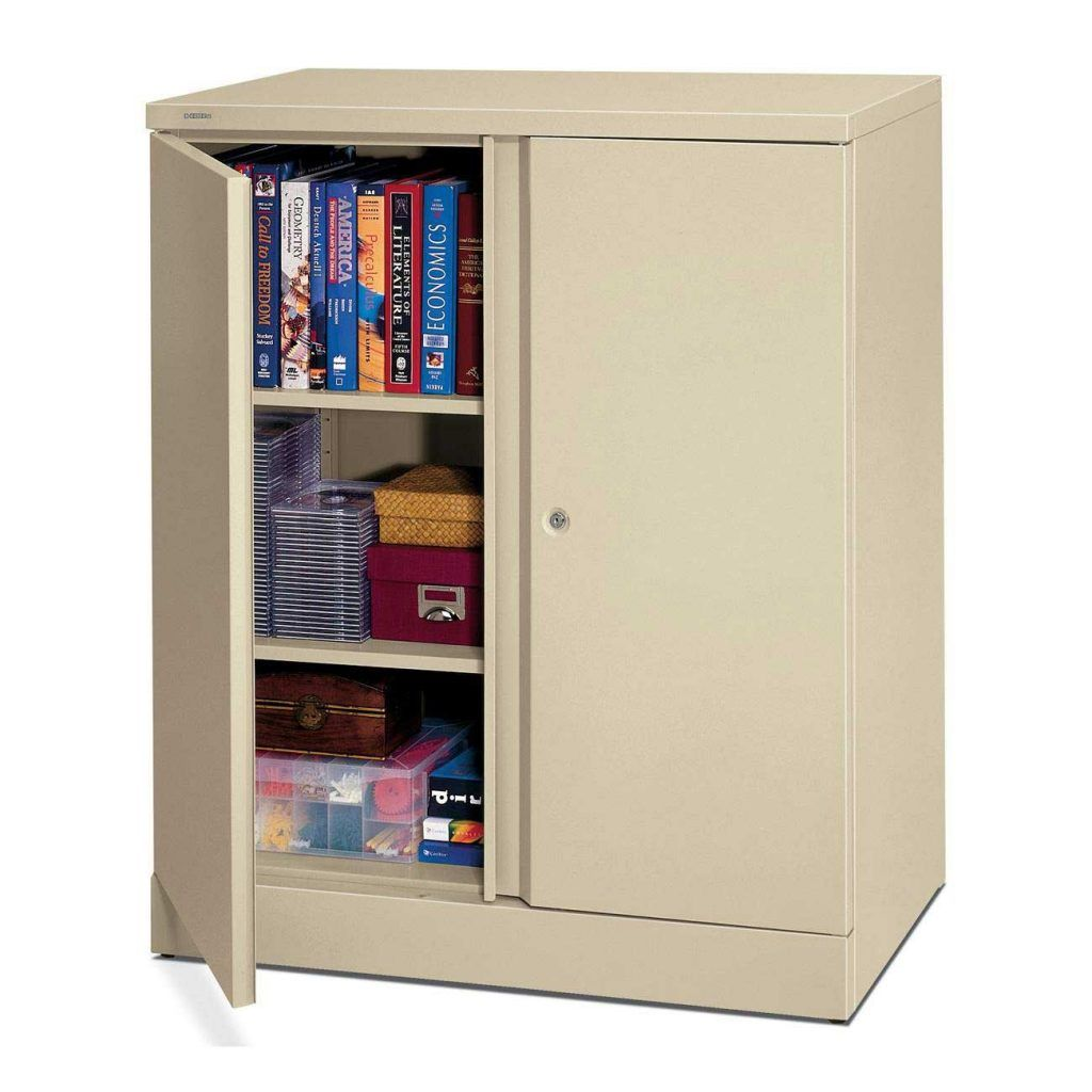 Basyx Easy To Emble Storage Cabinet X Light Gray Product Category Office Furniture File Cabinets