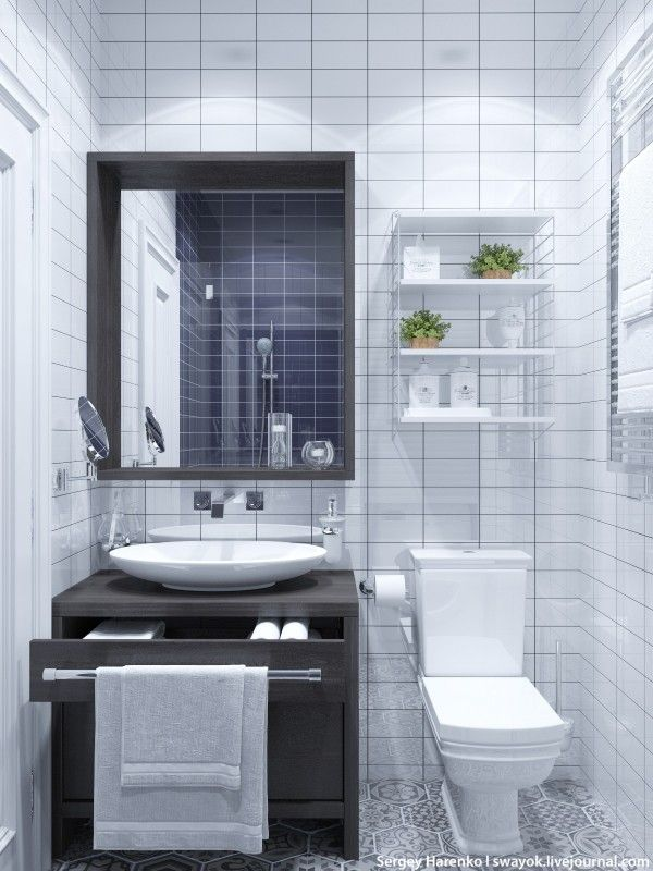 3 Beautiful Scandinavian Style Interiors small living space