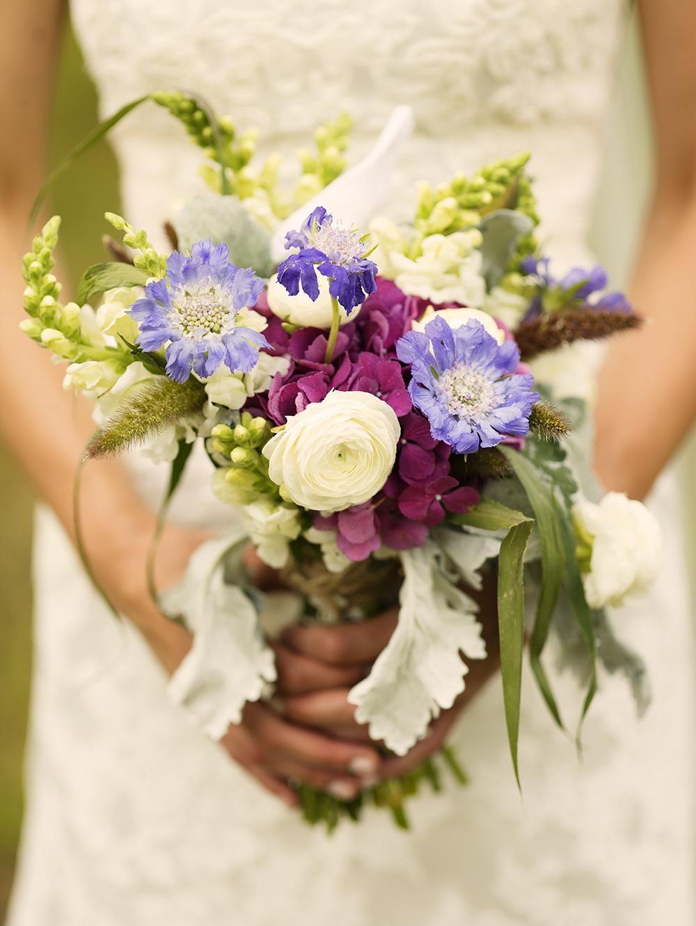 Purple Wild Flower Bouquet Image 127046 Bouquets Purple