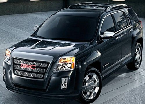 Black GMC Terrain    hmmm decisions decisions  this looks sick     Black GMC Terrain    hmmm decisions decisions  this looks sick