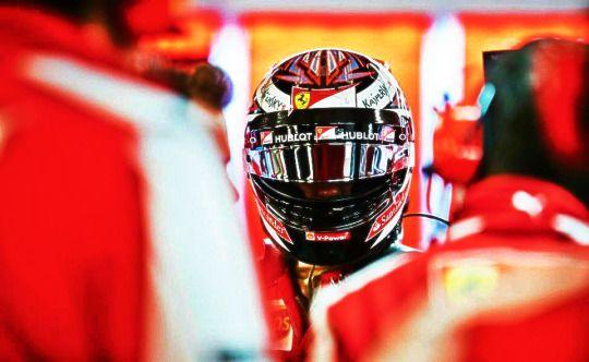 Kimi Räikkönen~28.02.2015~Barcelon II Testing~Day 3