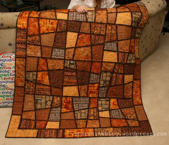 Magic Tiles Quilt Quilts Stained Glass Quilt Quilt