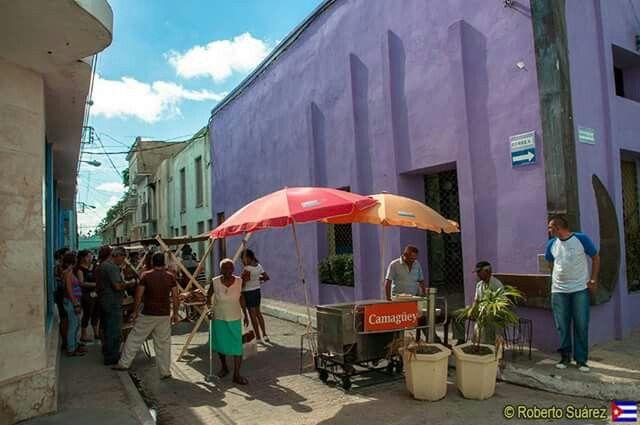 Calles de Camaguey