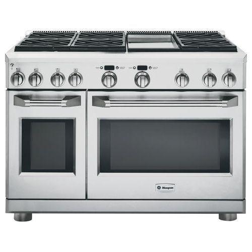 Ge Monogram Gzgp486Ldrss Gas Range  Kitchens  Pinterest  Ranges Mesmerizing Range Kitchen Decorating Design