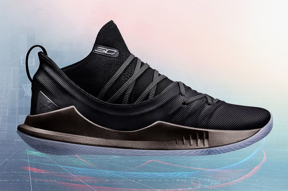 d5557b9ce9e Under Armour Curry 5 Pi Day 314 pairs steph stephen march 14 release date  info sneakers shoes footwear black metallic iron