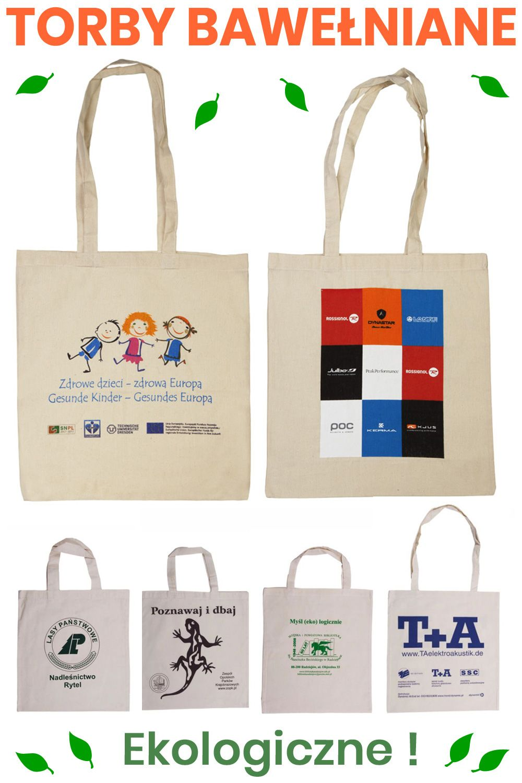 Naturalne Torby Bawelniane 100 Ekologiczne Z Mozliwoscia Wlasnego Nadruku Tote Bag Reusable Tote Bags Bags